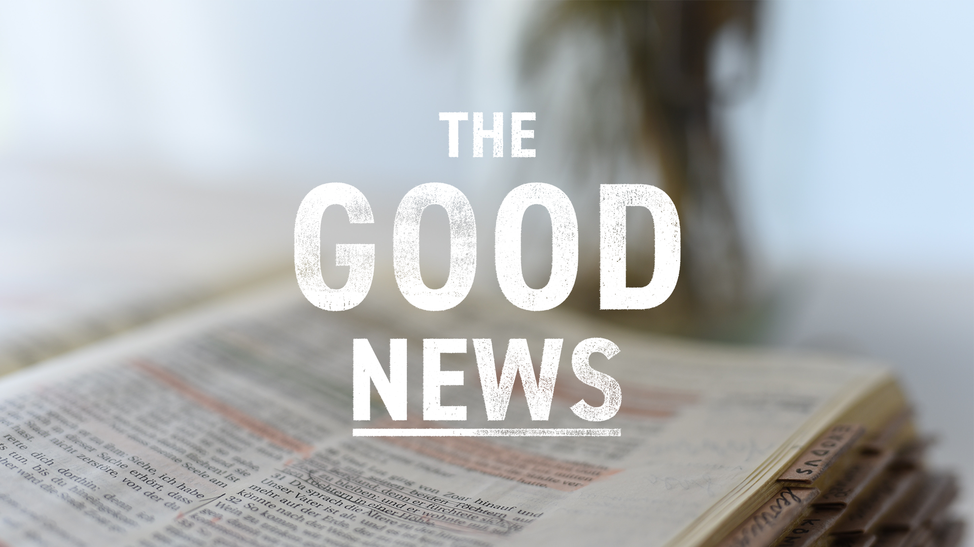 The Good News #2 – Harvest